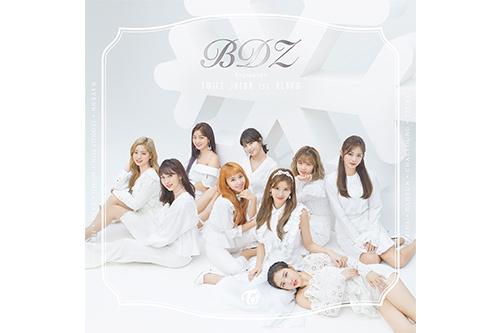 TWICE JAPAN 1st ALBUM 『BDZ -Repackage-』発売記念 オフィシャルグッズ販売決定!