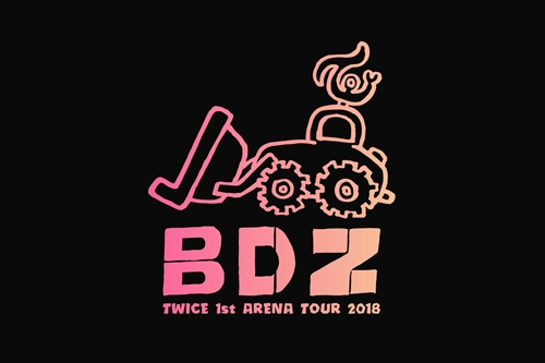 TWICE 1st ARENA TOUR 2018 BDZ 特設ページ