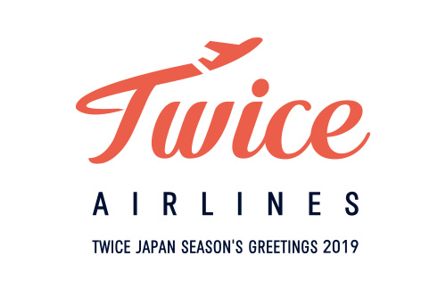 "TWICE JAPAN SEASON'S GREETINGS 2019 ""TWICE AIRLINES""ONCE JAPAN & WARNER MUSIC DIRECTにて受付開始!"