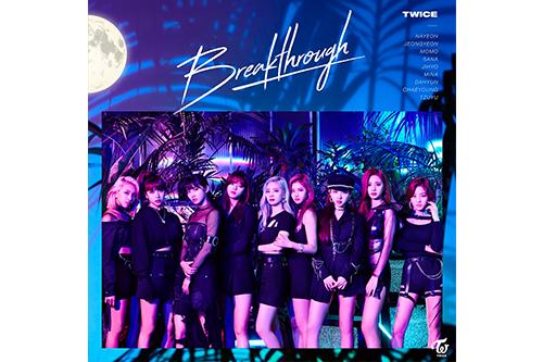 TWICE JAPAN 5th SINGLE「Breakthrough」リリースイベント オフィシャルグッズ・ラインナップ決定!