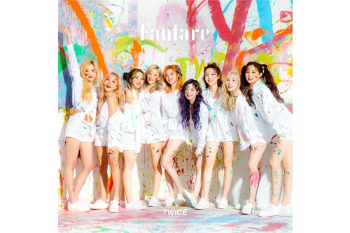 TWICE JAPAN 6th SINGLE『Fanfare』リリース記念スペシャルグッズ・ラインナップ決定!