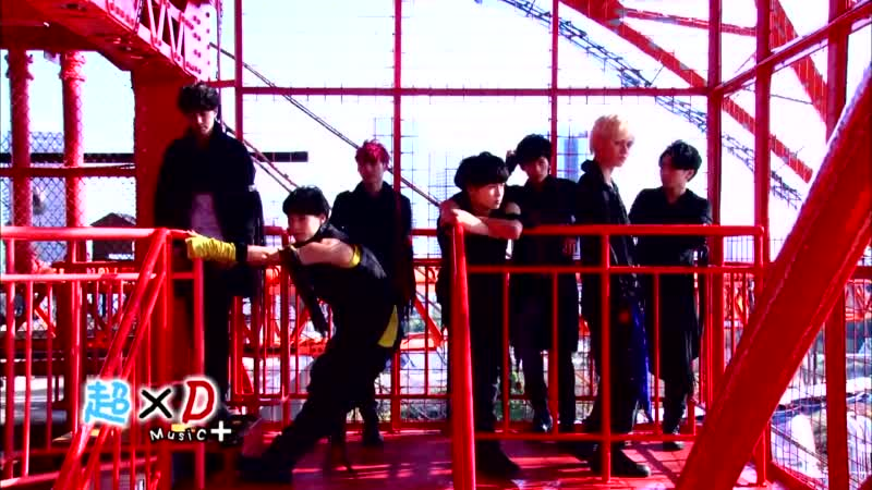 超×D Music+Z アタック 超特急 (2014/1/7)#2