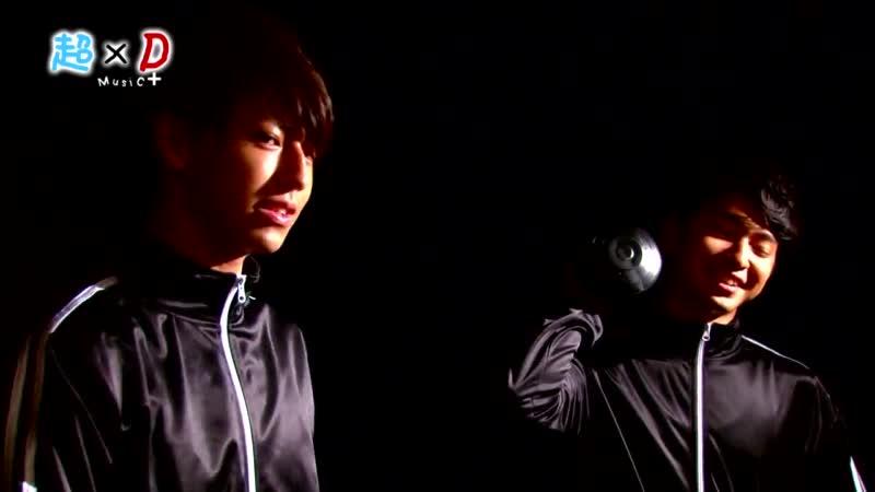 超×D Music+Z アタック 超特急 (2014/1/7)#3