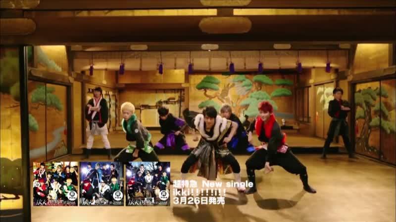 超×D Music+Z PV 超特急 (2014/3/18)