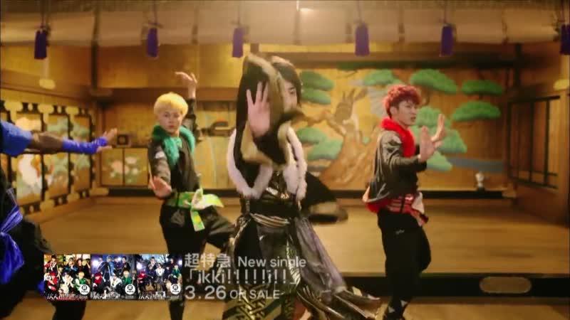 超×D Music+Z PV 超特急 (2014/3/25)