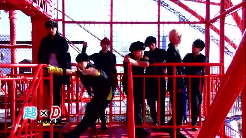 超×D Music+Z アタック 超特急 (2014/3/25)