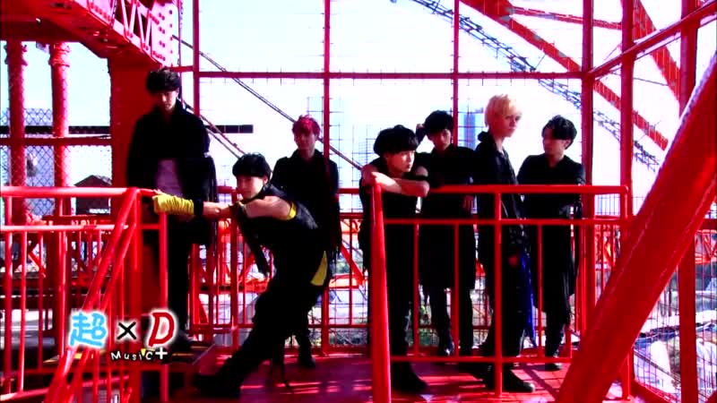超×D Music+Z アタック 超特急 (2014/4/4)