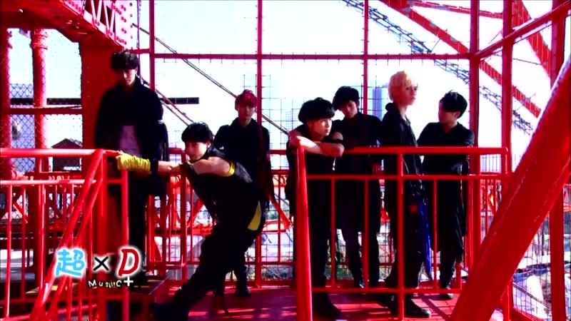 超×D Music+Z アタック 超特急 (2014/4/11)
