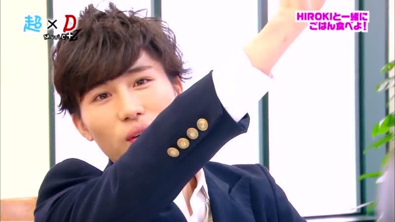 超×D Music+Z 一緒にごはん食べよ! カスタマイZ (2014/2/11)#1