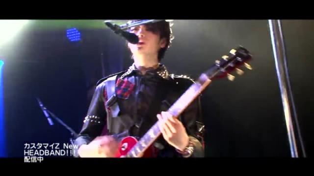 超×D Music+Z ライブ「HEADBAND!!!!」 カスタマイZ (2014/4/11)