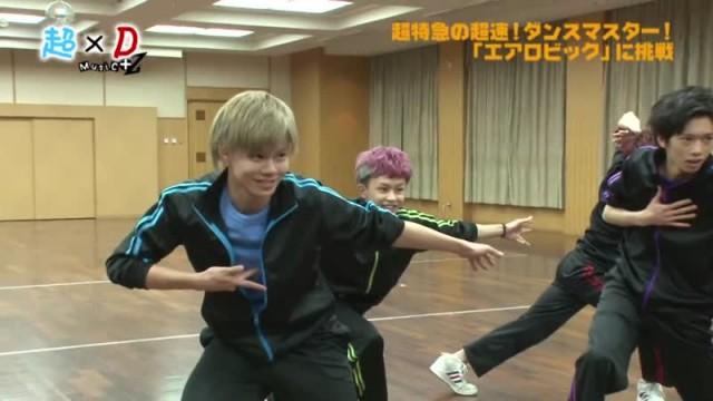 超×D Music+Z 超特急の超速!ダンスマスター 超特急 (2014/4/11)#2