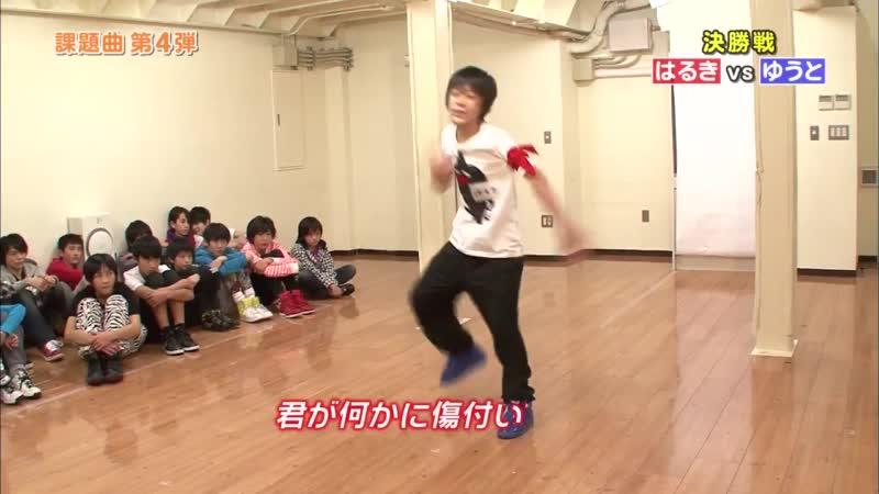 EBiDAN 決勝,はるきVSゆうと EBiDAN (2014/03/10)