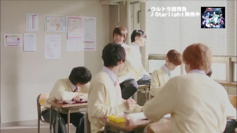 超×D Music+ PV 超特急,DISH// (2013.10.1)