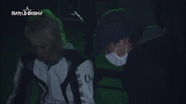 BATTLE☆DISH//EPISODE5 ドキュメンタリー