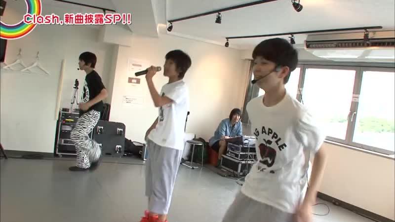 EBiDANボンバー Clash.ライブ1週間前 EBiDAN (2014/07/19)