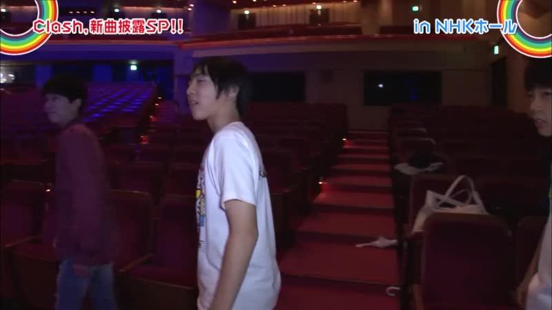 EBiDANボンバー ステージ見学 EBiDAN (2014/07/19)