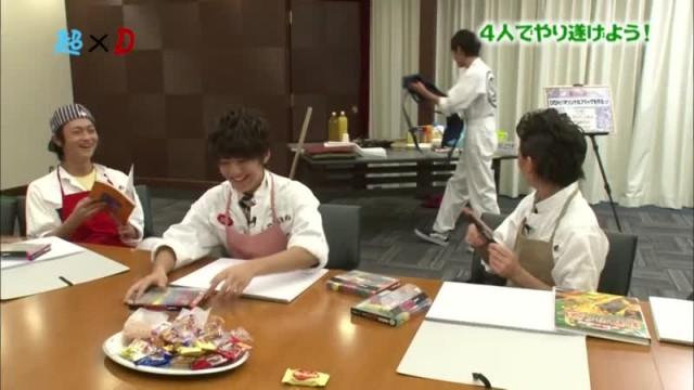 超×D DISH//の4人でやり遂げよう! DISH// (2013/1/10)#1