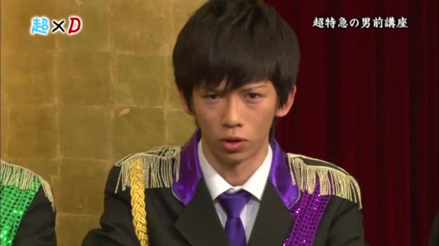 超×D 超特急の男前講座 超特急 (2013/3/21)#1