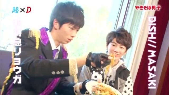 超×D 焼きそば男子 超特急 DISH// (2013/3/28)#3