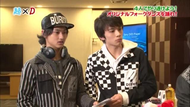 超×D DISH//の4人でやり遂げよう! (2013/3/28)#1