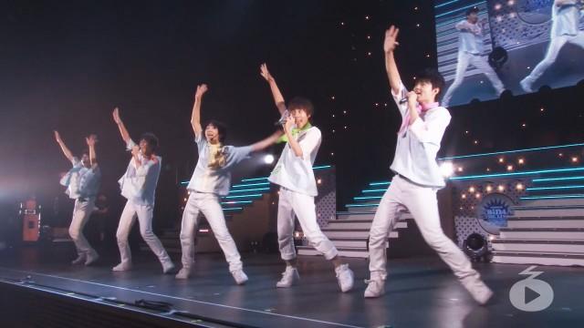 EBiDAN THE LIVE 2015 M!LK