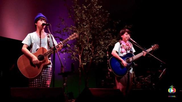さくらしめじ「森のきのこの音楽会~さんきゅう2015、うぇるかむ2016~」ライブすぺしゃる ver. #4