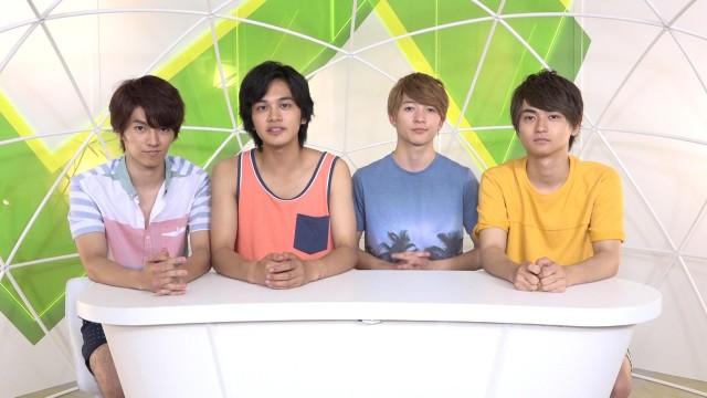 DISH// 日本武道館単独公演'17 TIME LIMIT MUSEUM コメントムービー