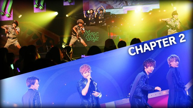 「EBiDAN THE LIVE 2016」Day1 - Part2【CHAPTER 2】