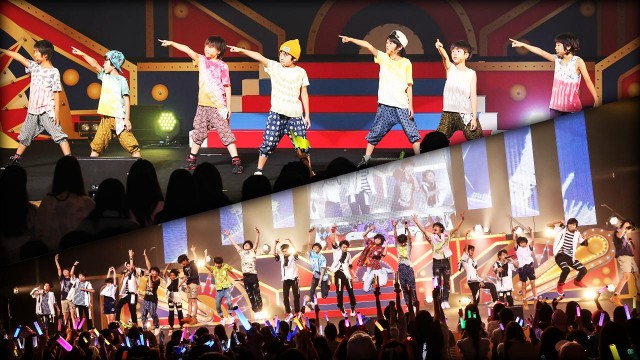 「EBiDAN THE LIVE 2016」Day2 - Part1