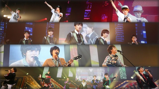 「EBiDAN THE LIVE 2016」Day2 - Part4