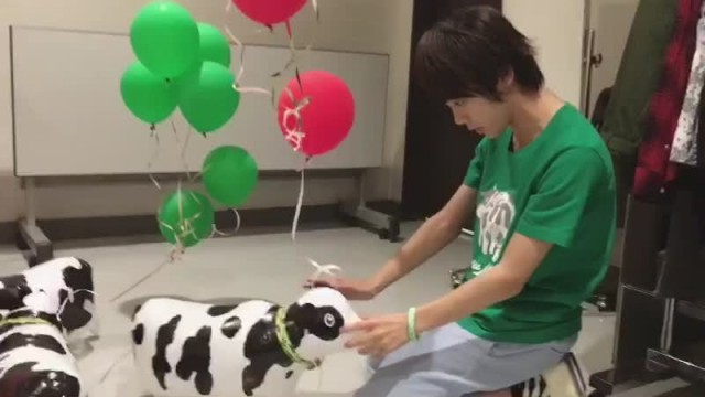 M!LK日記 ミニミニ動画 #2