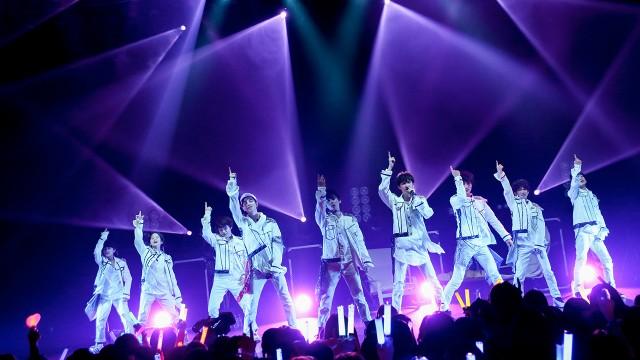 SUPER★DRAGON「NUMBER 9 TOUR」東京公演1部 ライブ本編#1