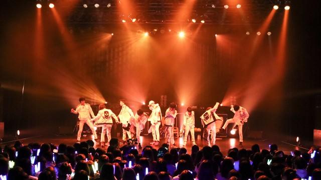 SUPER★DRAGON「NUMBER 9 TOUR」東京公演1部 ライブ本編#2