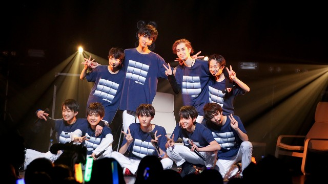SUPER★DRAGON「NUMBER 9 TOUR」東京公演1部 ライブ本編#4