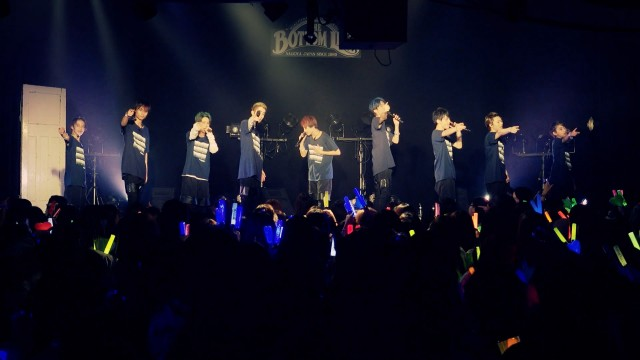 SUPER★DRAGON「NUMBER 9 TOUR」メイキング#2