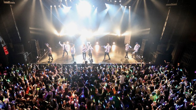 SUPER★DRAGON「NUMBER 9 TOUR」東京公演2部 ライブ本編#2