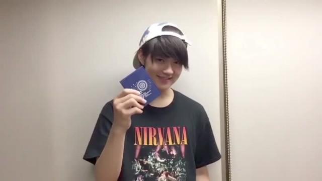 M!LK日記 ミニミニ動画 #14