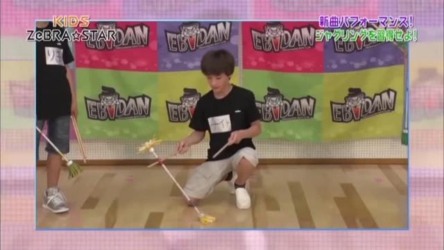 EBiDANアミーゴ ジャグリングを習得せよ! (2017.7.8)