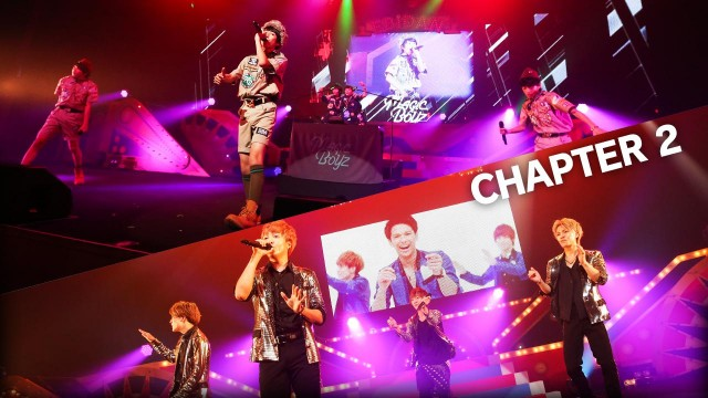 「EBiDAN THE LIVE 2016」Day2 - Part2【CHAPTER 2】