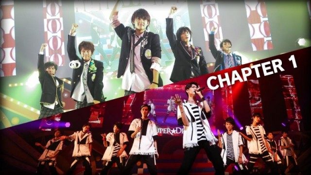 「EBiDAN THE LIVE 2016」Day2 - Part3【CHAPTER 1】