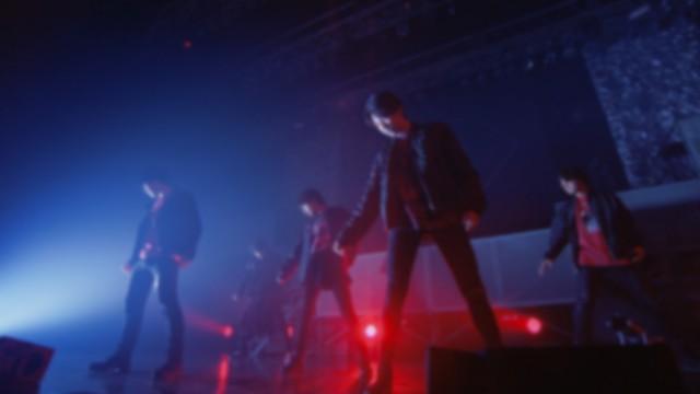 BLACK M!LK RED SIGNAL BATTLE in 東阪 W BLACK #1