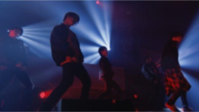 BLACK M!LK RED SIGNAL BATTLE in 東阪 W BLACK #2
