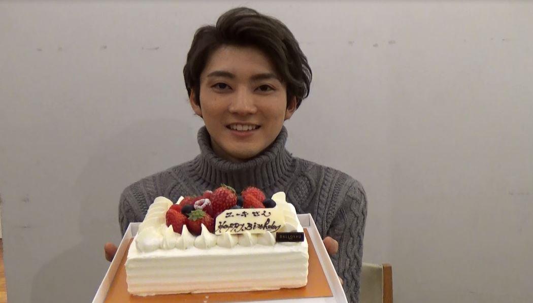 Happy Birthday ユーキ!!!!!!!!