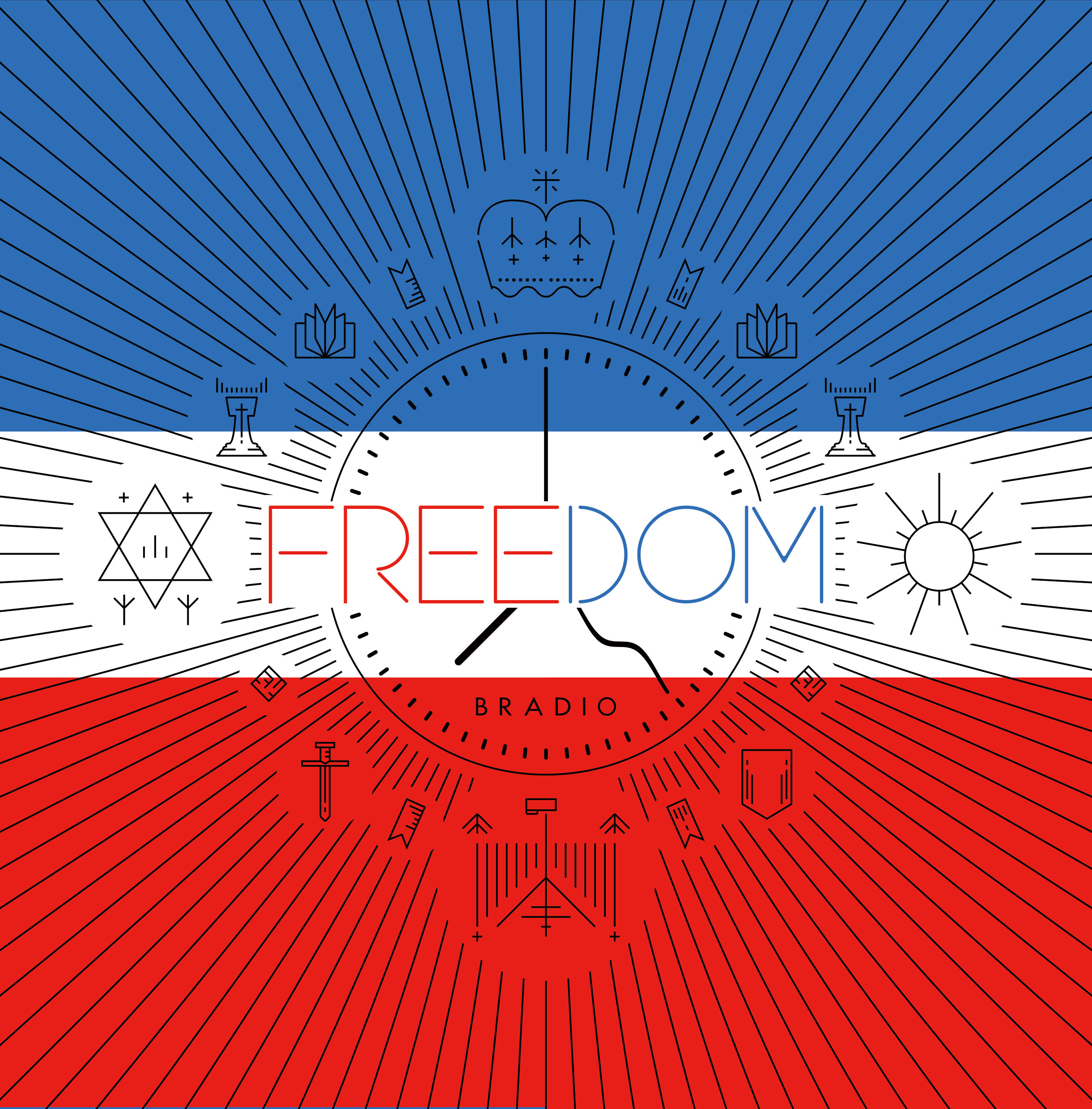 2nd full album FREEDOM(通常盤)