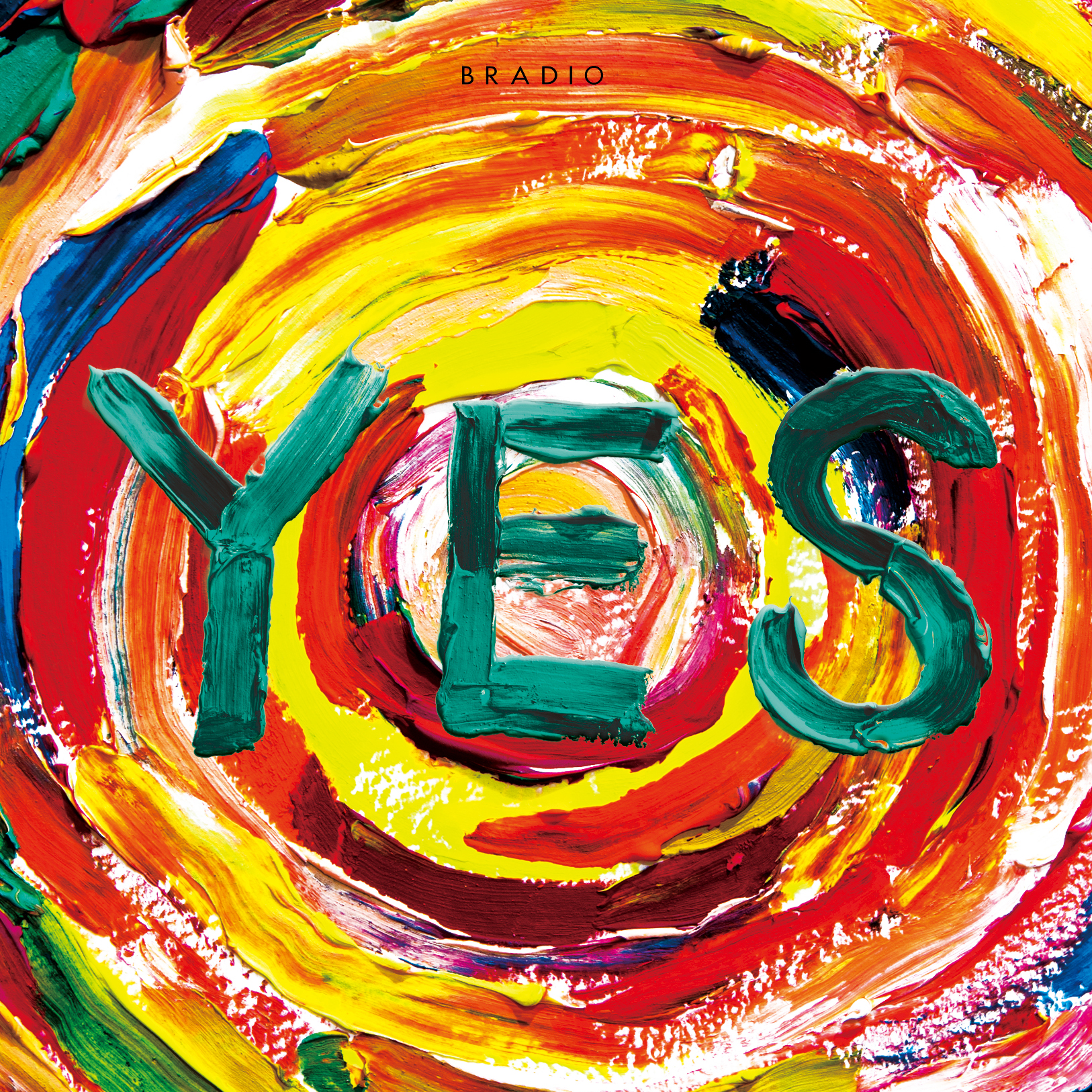 1st Album「YES」(通常盤)