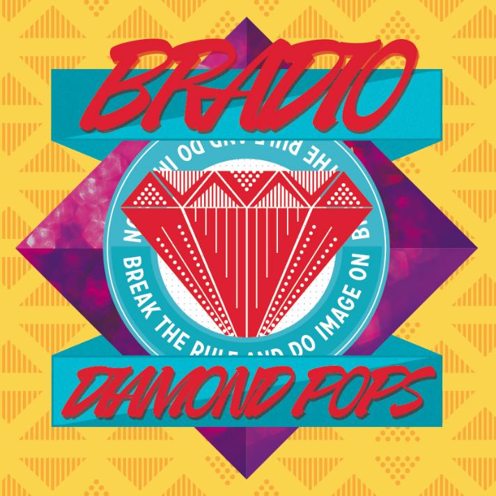 1st mini album DIAMOND POPS