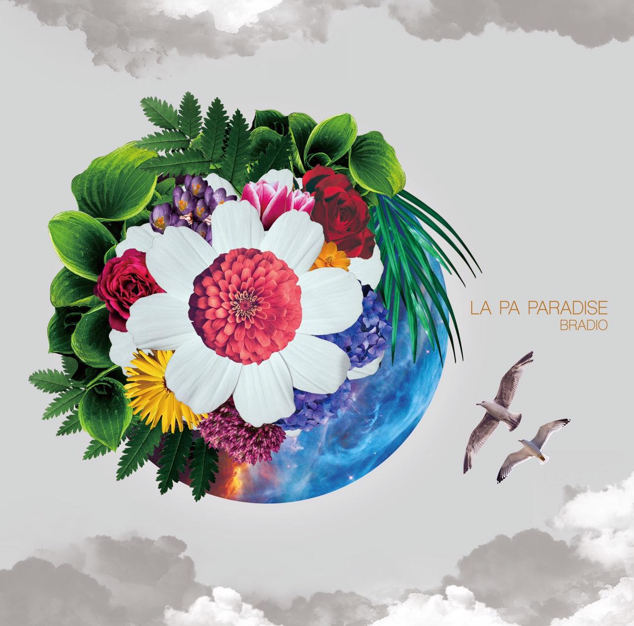 1st single LA PA PARADISE(通常盤)