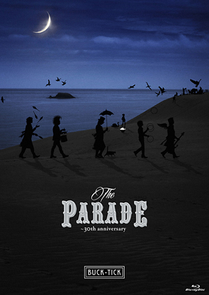 LIVE Blu-ray「THE PARADE ~30th anniversary~」通常盤
