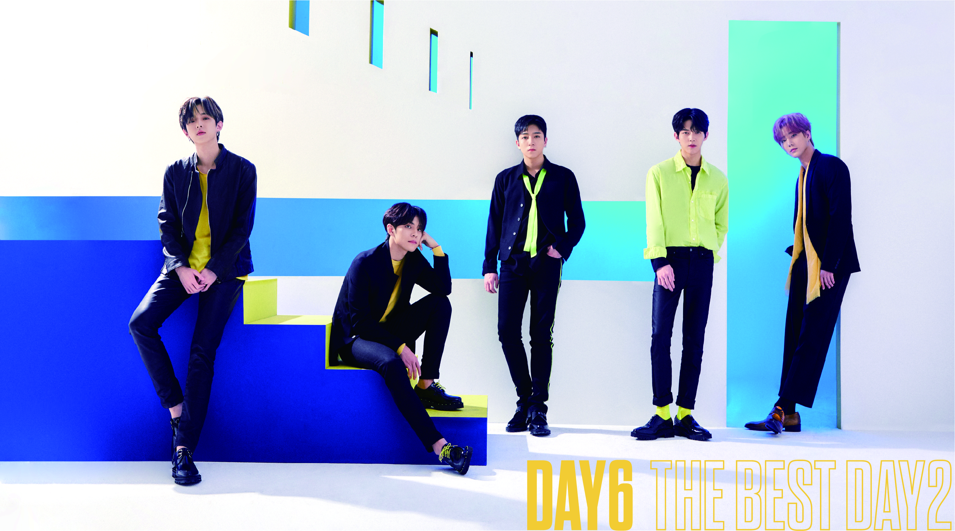 ALBUM「THE BEST DAY2」