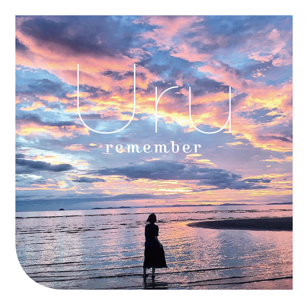 6th Single「remember」【通常盤】